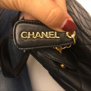 CHANEL Bags - Authentic Chanel small tote 👜